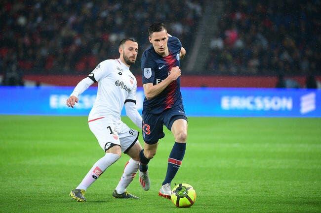 PSG: Draxler veut rester, Al-Khelaïfi n'est pas du tout d'accord