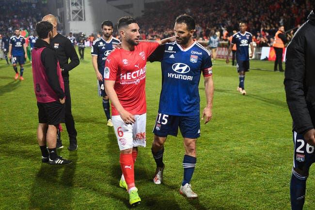 OL : Jordan Ferri proche d'un départ de Lyon, pas pour Nîmes !