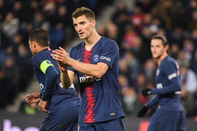 PSG : Thomas Meunier plan D de Man Utd et trop cher pour Arsenal ?