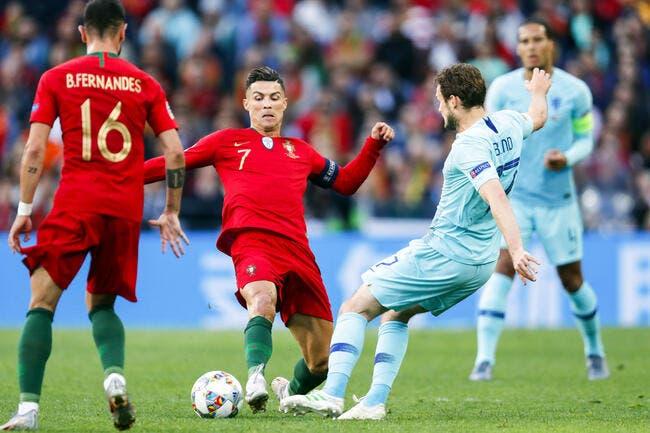 Guedes offre au Portugal la Nations League !