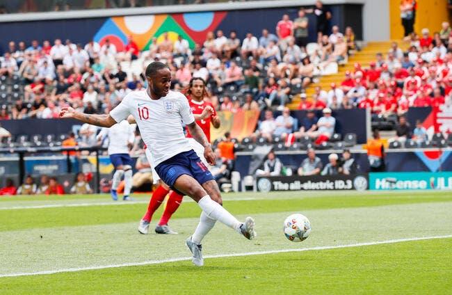 Ligue des Nations : L'Angleterre s'offre la troisième place