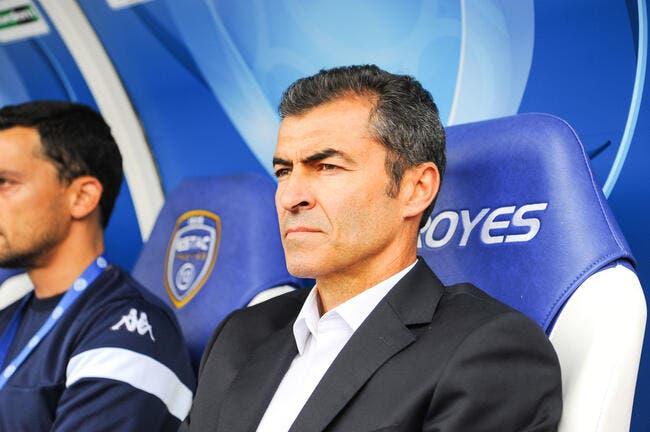 Officiel : Rui Almeida nouvau coach de Caen