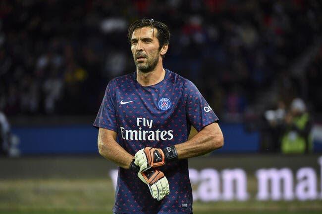 OL : Buffon à Lyon, l'Italie lance une rumeur dingue !