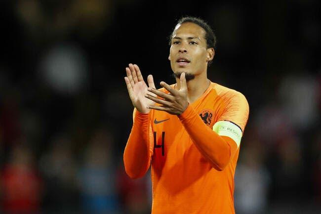 PL : Le Ballon d'Or pour Van Dijk, il lance le mouvement !