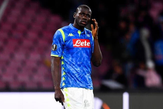 PSG : Paris éjecté du dossier Koulibaly par Madrid ?