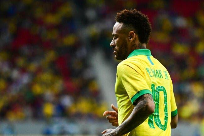 PSG : Pour son bien, il refuse de tacler Neymar