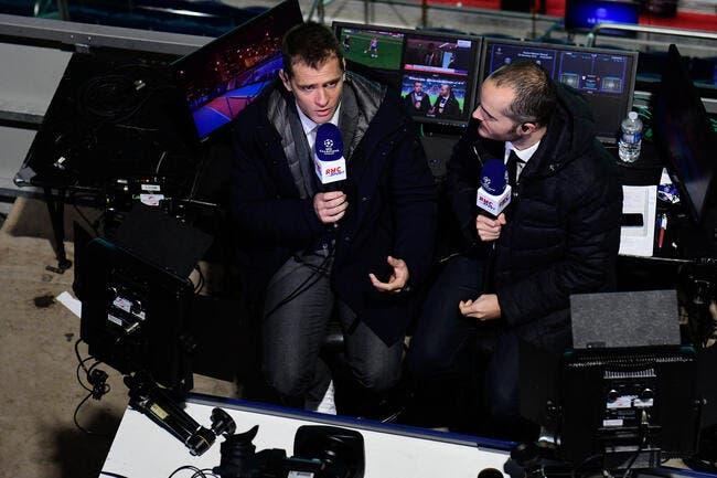 Médias : Rothen et Riolo suspendus par RMC
