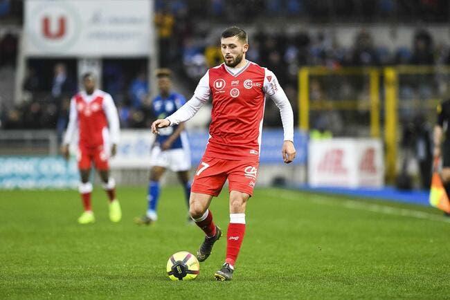 Reims : Coup dur pour Reims, Zeneli out huit mois !