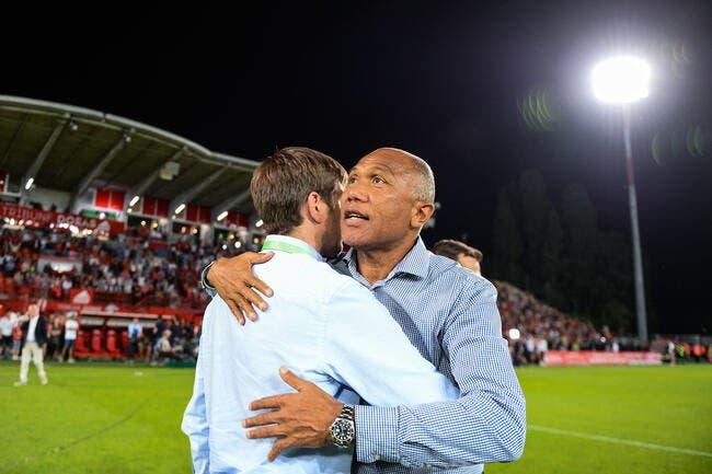 DFCO : Koumbouaré et Dijon, c'est fini !