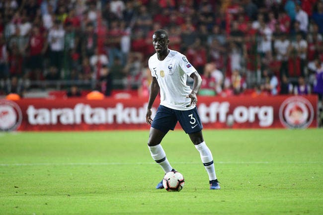 OL : Oops, Deschamps confirme le transfert de Mendy au Real Madrid