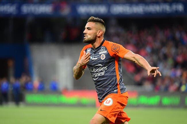 MHSC : Andy Delort définitivement transféré à Montpellier