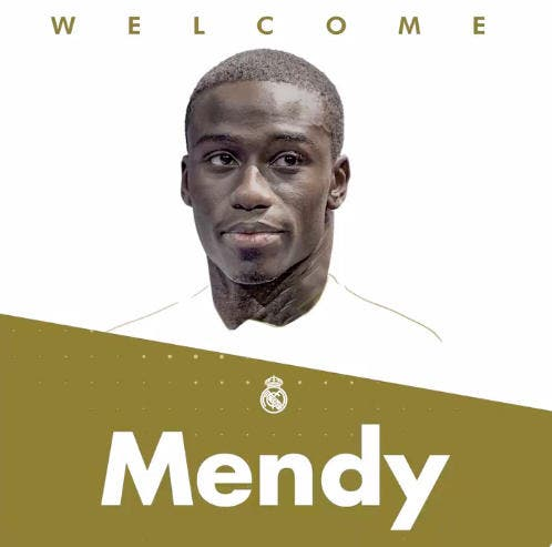 Officiel : Ferland Mendy signe au Real Madrid jusqu'en 2025 !