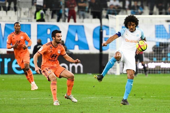 OL : Luiz Gustavo est en « fin de parcours », Lyon s'éloigne