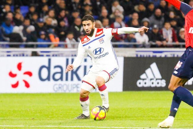 OL : Nabil Fekir à Liverpool, un secret dévoilé ?