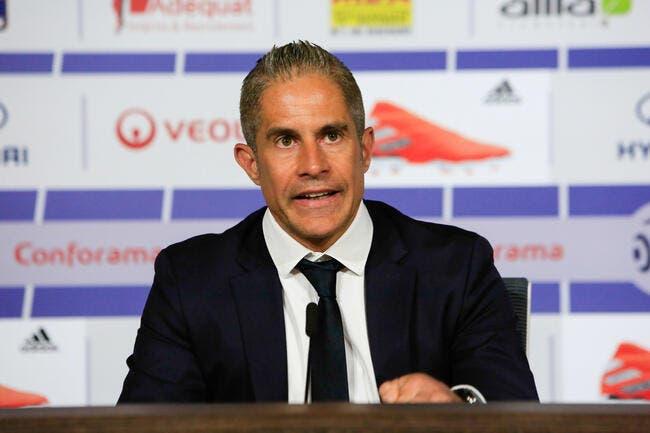 OL : Sylvinho chamboule les plans de Lyon au mercato