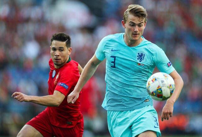 PSG : 75ME pour l'Ajax, un salaire XXL, Paris mise tout pour De Ligt