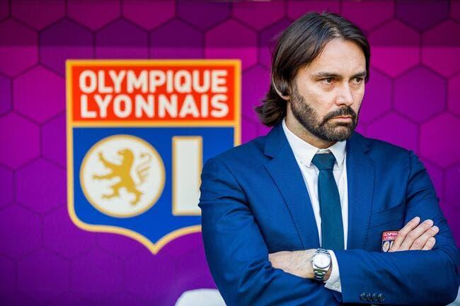 OL :  Coup de tonnerre, Reynald Pedros quitte Lyon !