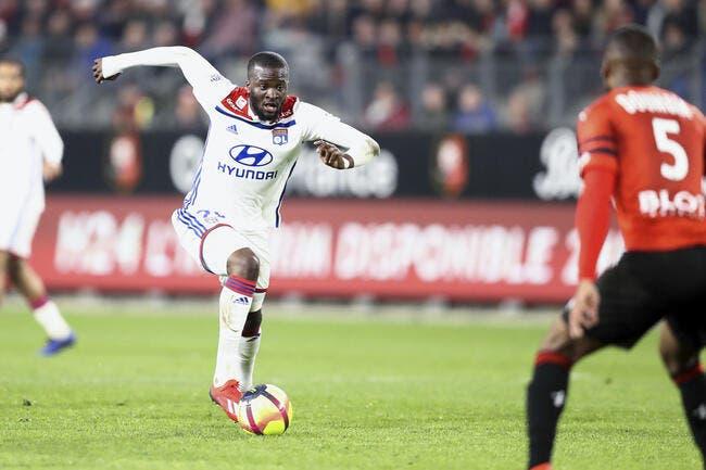 La Juve s'active pour Ndombele — Mercato OL