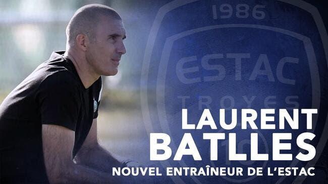 Officiel : Batlles quitte l'ASSE et devient entraîneur de Troyes