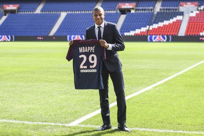 PSG : Kylian Mbappé envoie un message très amical à Henrique