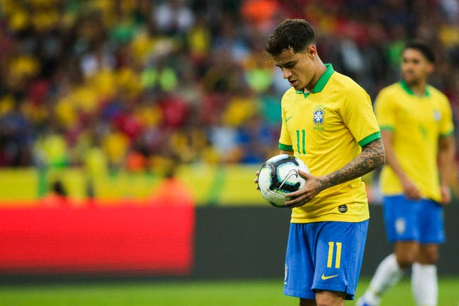 Copa America : Le Brésil réussit ses débuts