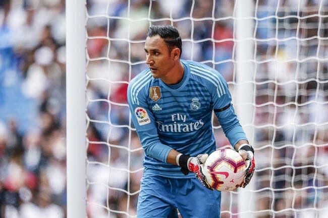 PSG: Keylor Navas écarté, Leonardo impose son choix dans les buts