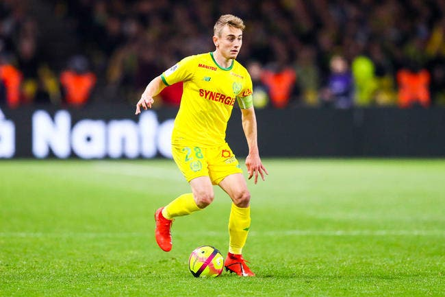 Zubizarreta ne lâche pas Rongier - FC Nantes