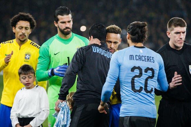 PSG : L'UEFA maintient sa sanction contre Neymar !