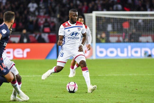 OL : 70 ME pour Ndombele, Lyon et Tottenham négocient !