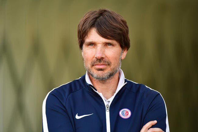 OL: Jean Luc Vasseur nommé entraîneur de l'équipe féminine