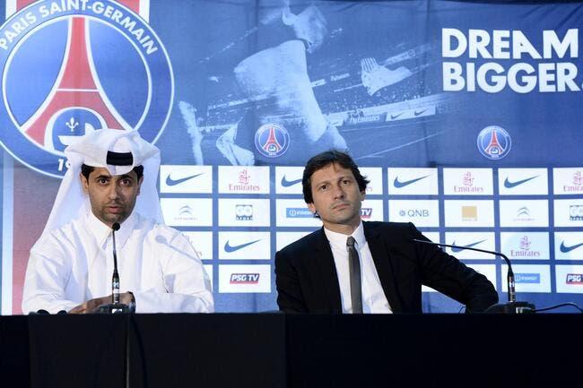 PSG : Nasser Al-Khelaifi a ravalé sa fierté, Beye le félicite