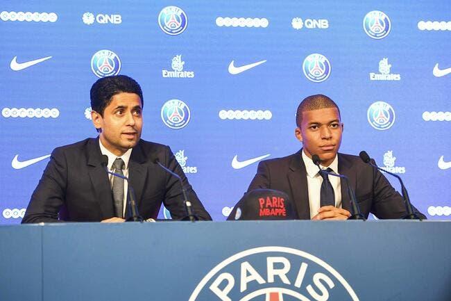 PSG : Mbappé reste à Paris, Al-Khelaifi tue le mercato !