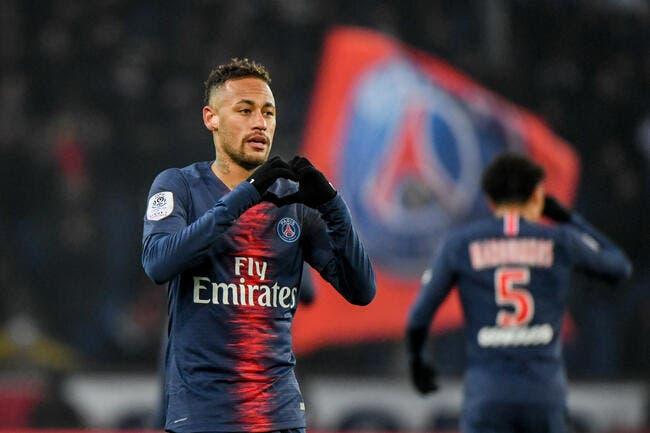 PSG : Neymar intransférable, l'Emir a tranché !