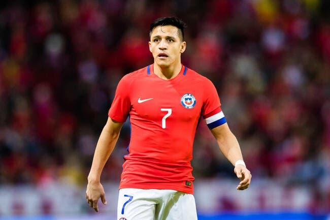 Copa America: Le Chili était chaud