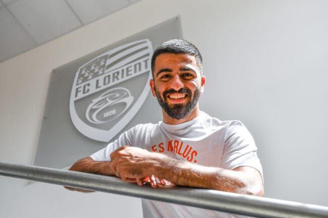 Officiel : Umut Bozok quitte Nîmes pour Lorient