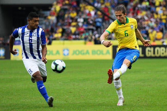 OL : Sylvinho veut Filipe Luis, ce consultant fait la moue