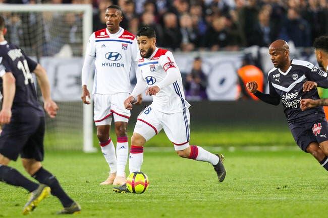 OL : Zéro offre pour Nabil Fekir, Lyon balise