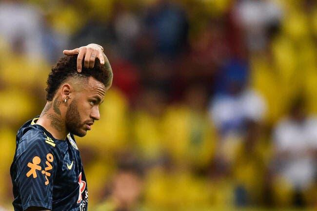 Neymar : La justice réclame 15 ME à la star du PSG !