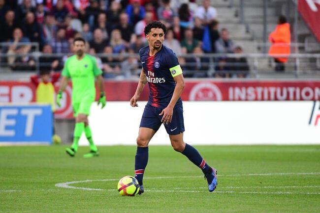 PSG : Le plan de la Juve pour s'offrir Marquinhos !