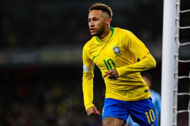 PSG : Neymar ? Non merci, le Barça vote Griezmann !