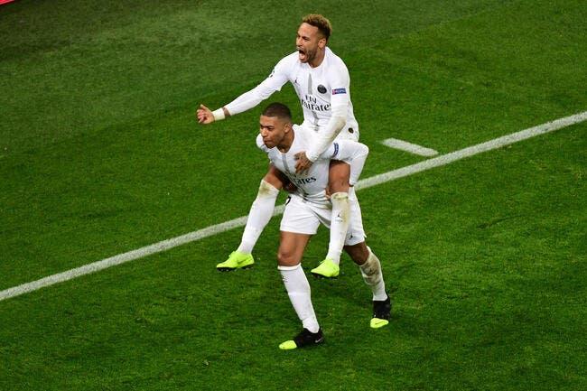 PSG : Neymar peut partir, Al-Khelaïfi lui préfère Mbappé