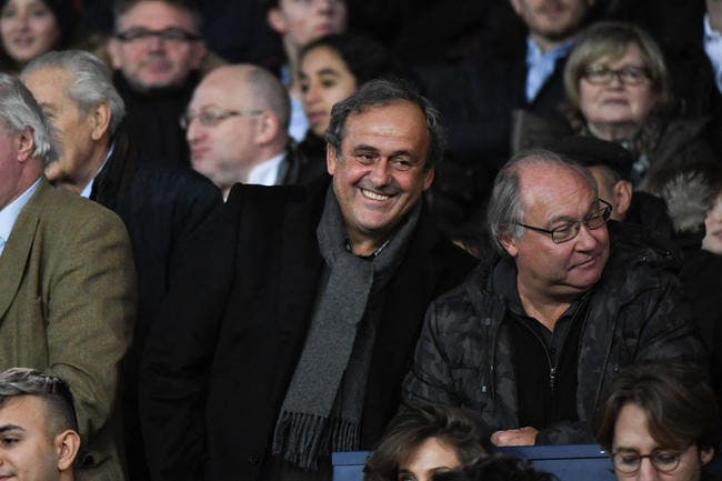 CdM 2022 : Michel Platini a été libéré, il est soulagé