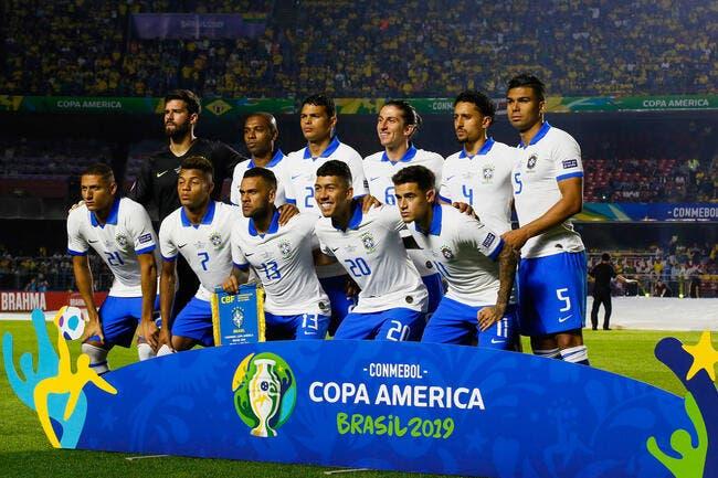 Copa America : Le Brésil cale face au Venezuela !
