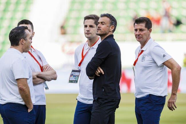 Esp : Luis Enrique quitte sa place à la tête de l'équipe d'Espagne