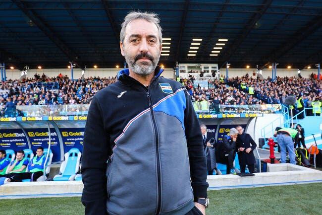 Ita : Marco Giampaolo nouvel entraîneur du Milan AC