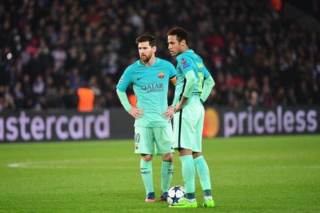 PSG : Neymar, Griezmann, le plan hors-norme du Barça dévoilé !