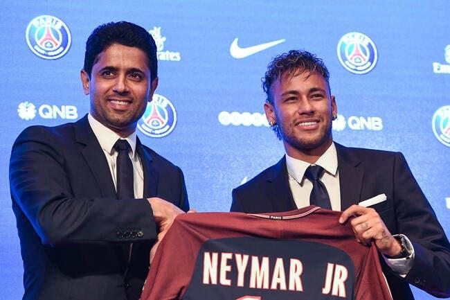 PSG : Paris veut larguer Neymar, Latour clashe Al-Khelaifi