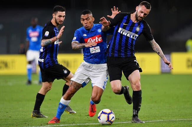 PSG: Passe décisive d'Henrique, Leonardo va conclure pour 75 M€