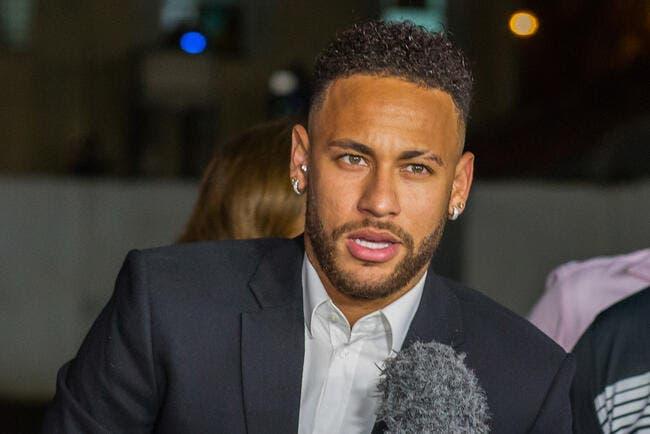 Affaire Neymar: La police française récupère une vidéo décisive