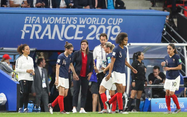 CdM F : Ce sera France - Brésil en huitièmes de finale !